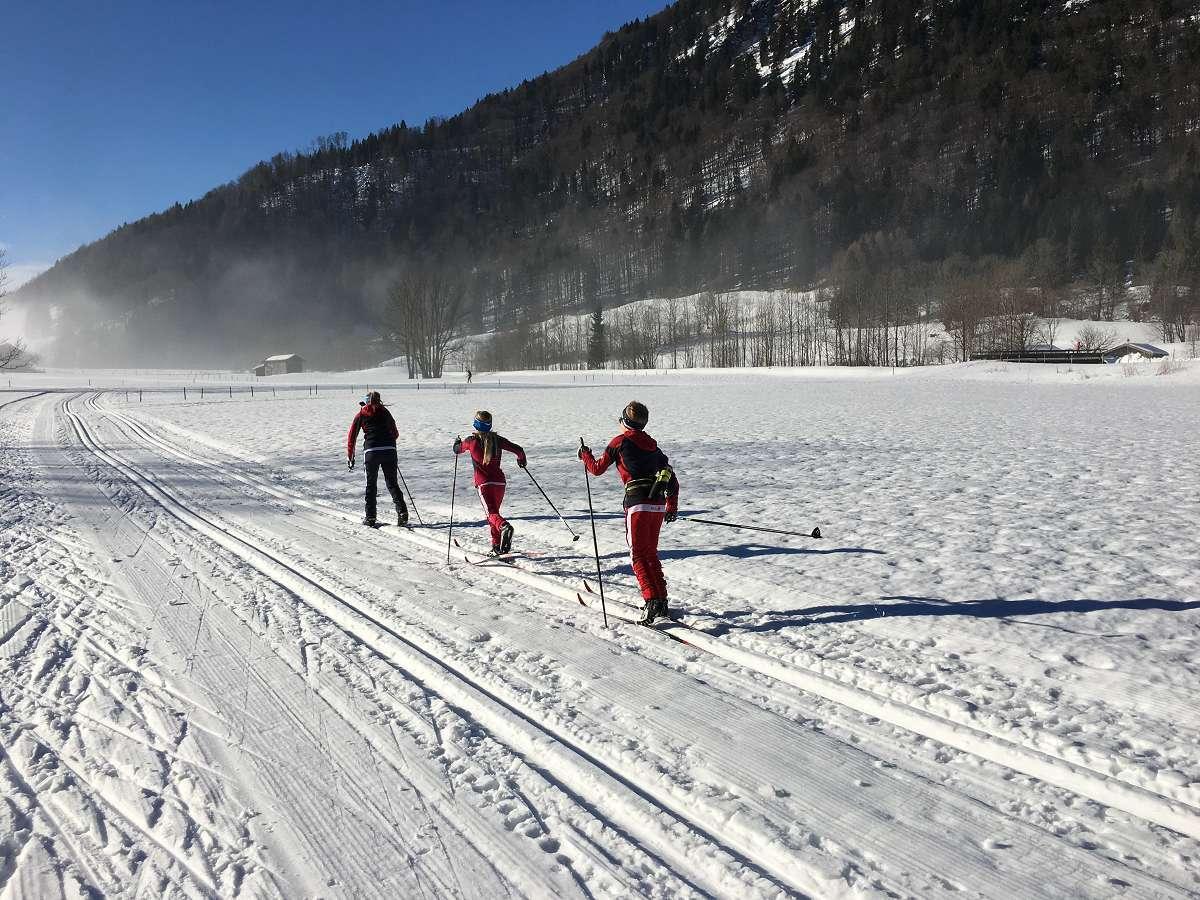 Langlauf in Aschau Sachrang (3)