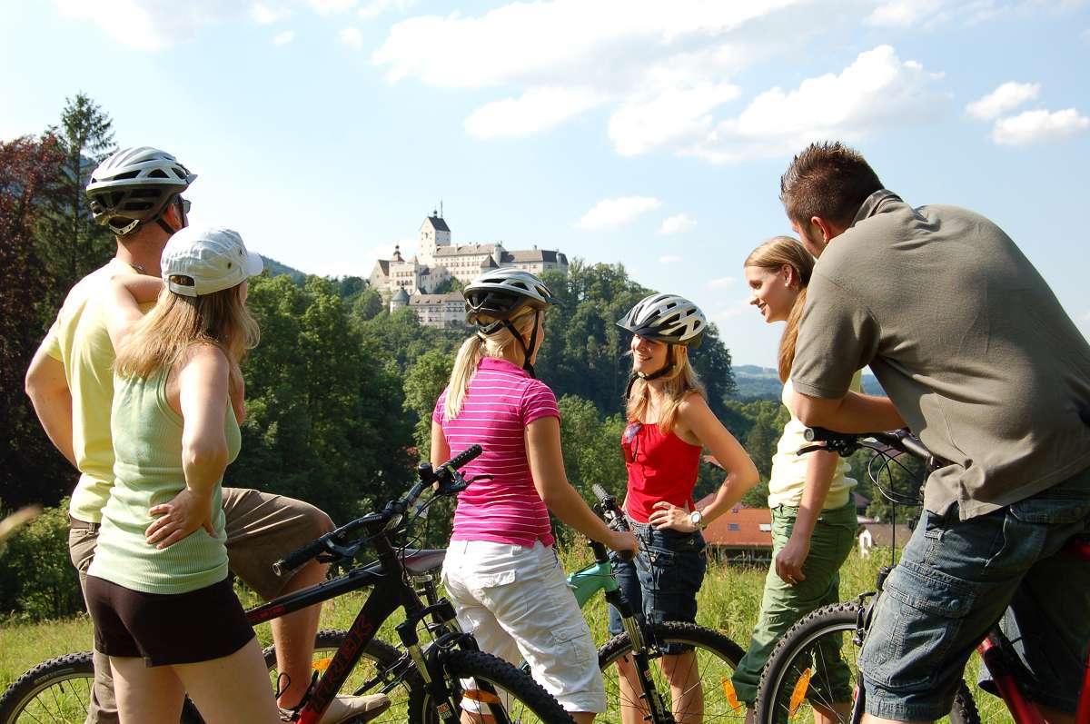 Radfahren in Aschau (1)