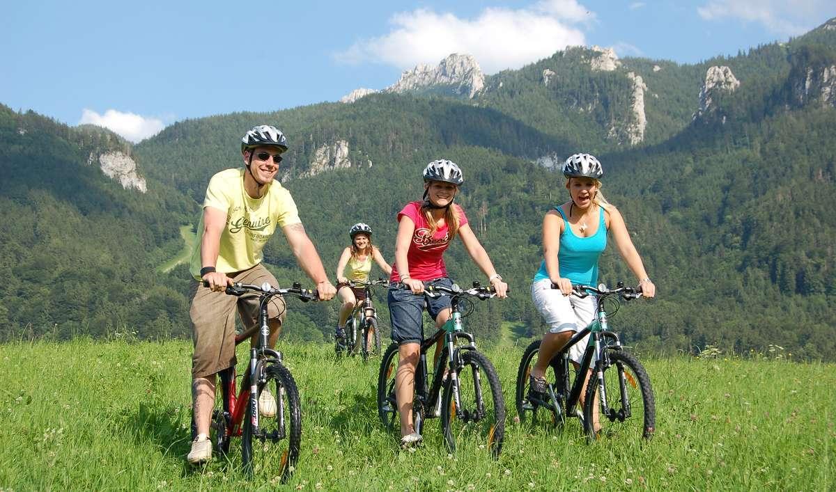 Radfahren in Aschau (2b)