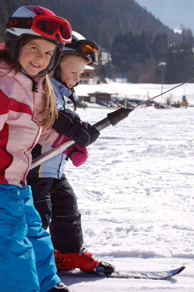 Skifahren in Sachrang (2)