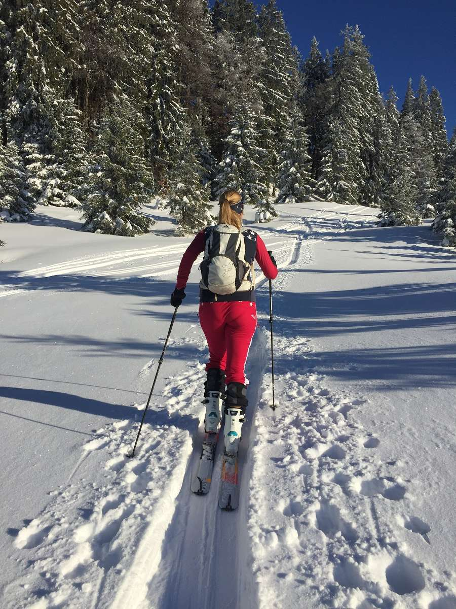 Skitouren im Priental (1)