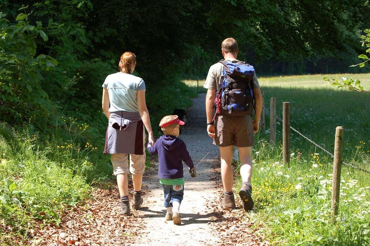 Wandern in Aschau (1)