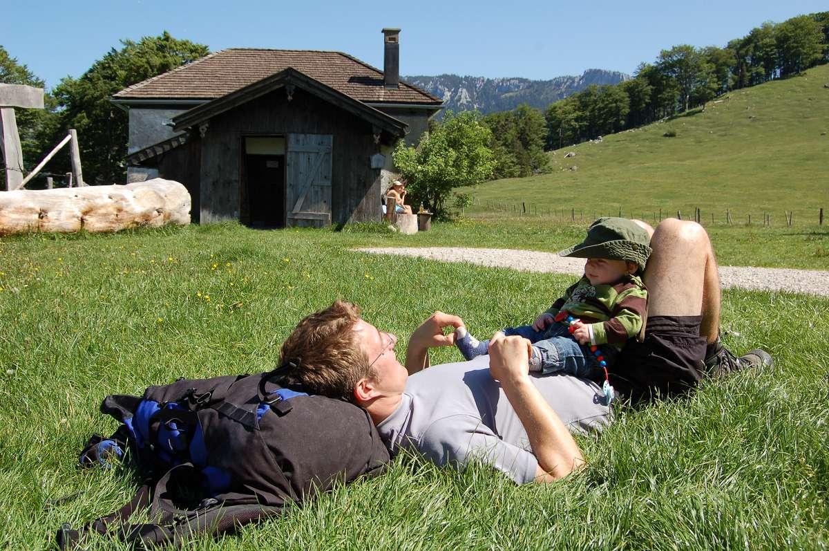 Wandern in Aschau (2)