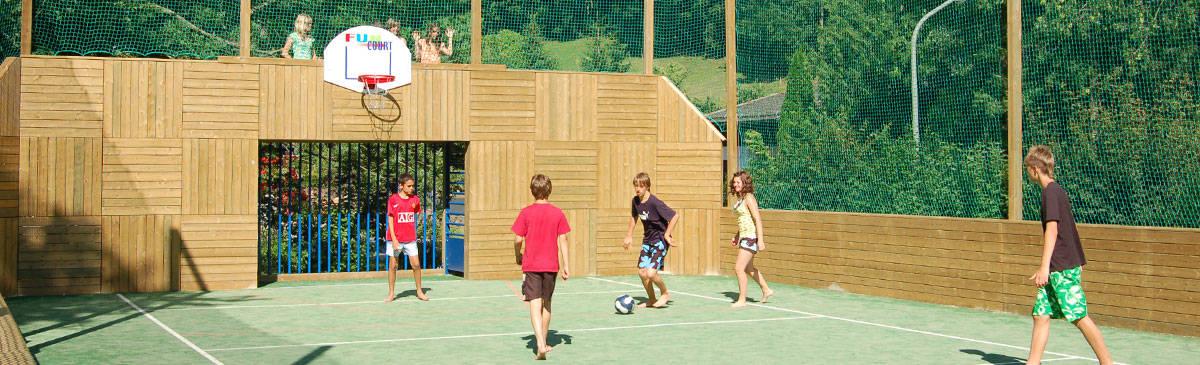 Sportplatz-Aktiv-Hotel
